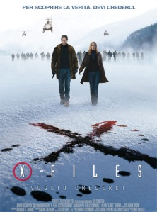 the x files voglio crederci