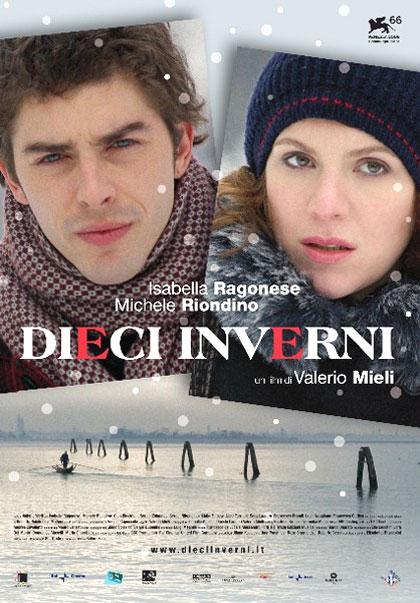dieci inverni locandina poster