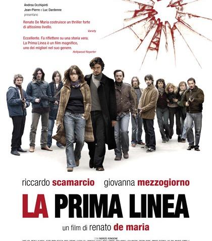 la prima linea locandina poster