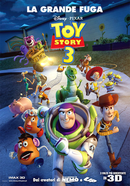 toy story 3 poster immagini foto locandina
