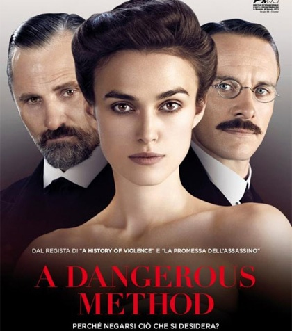 a dangerous method keira knightley
