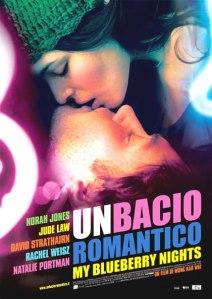 un bacio romantico my blueberry nights