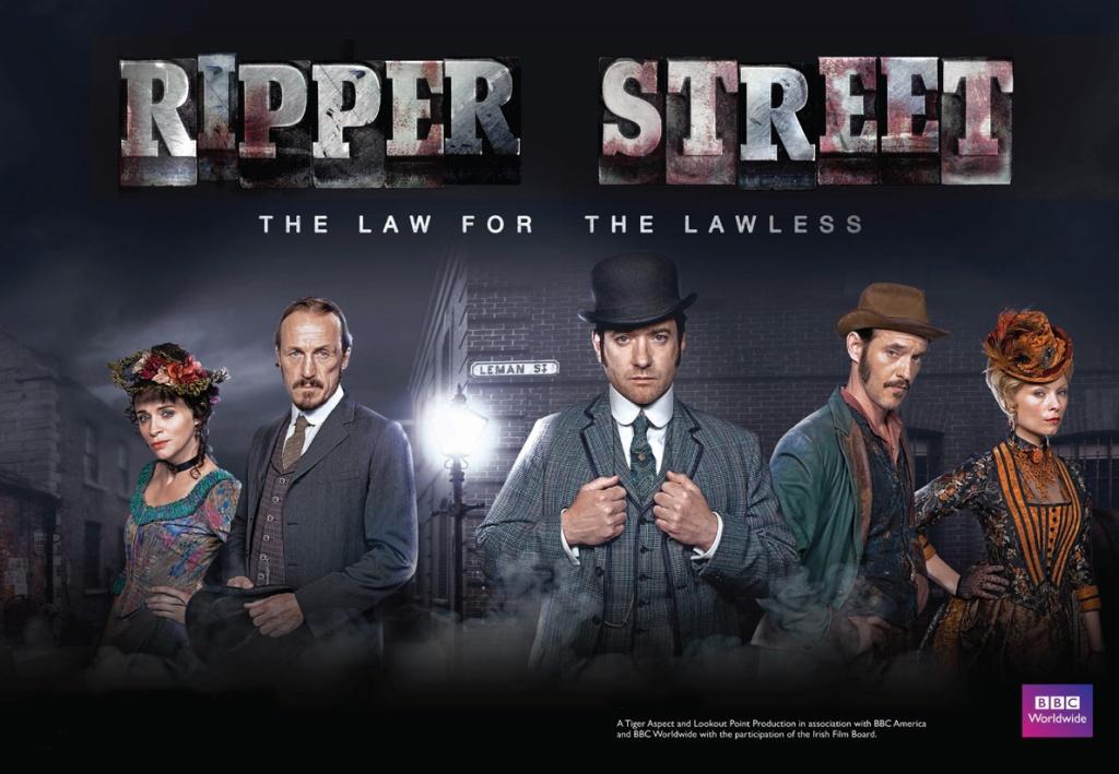 Ripper Street BBC America