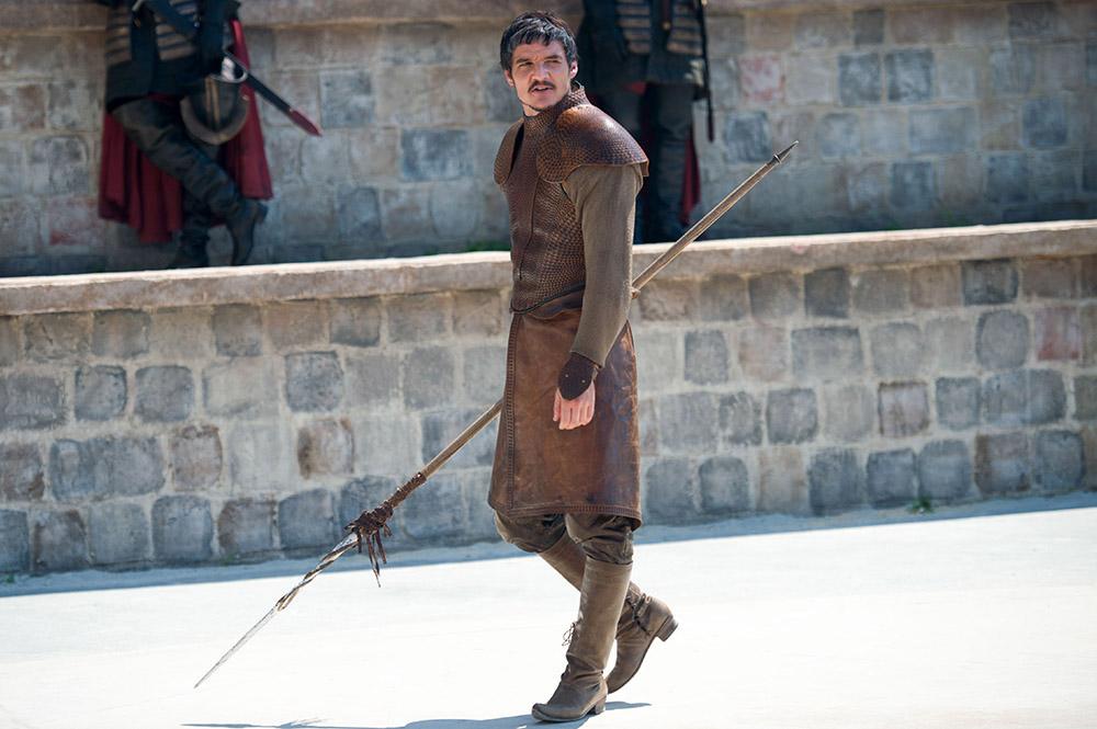 Niente più giornate al bordello per Oberyn