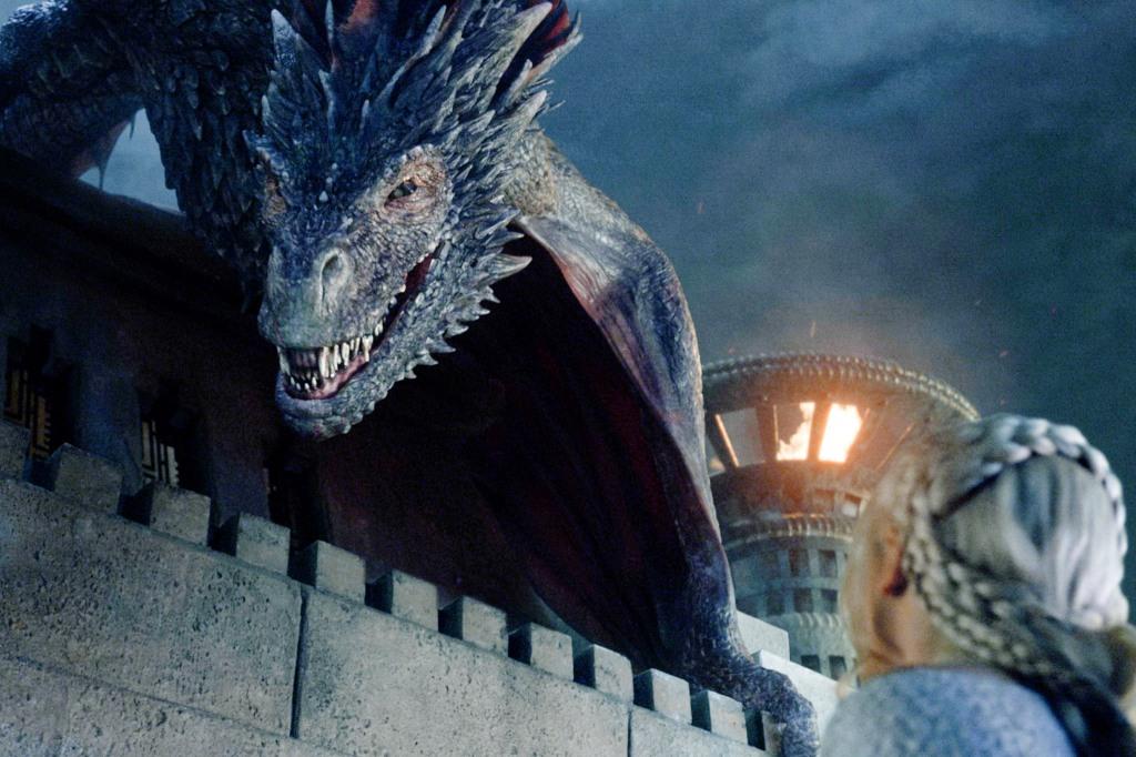 Torna a casa, Drogon