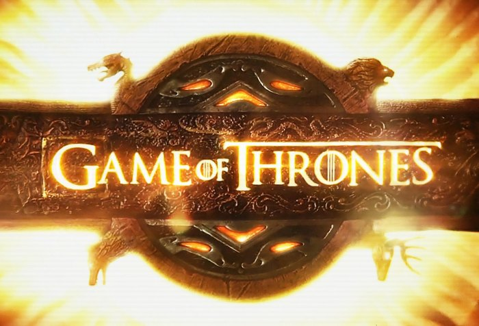 game of thrones il trono di spade sigla