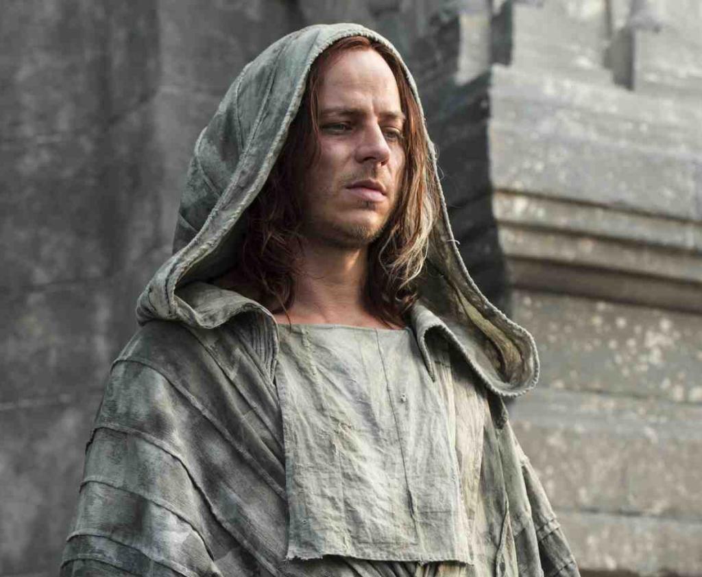 Quest'uomo non è Jaqen H'ghar. Io sono nessuno