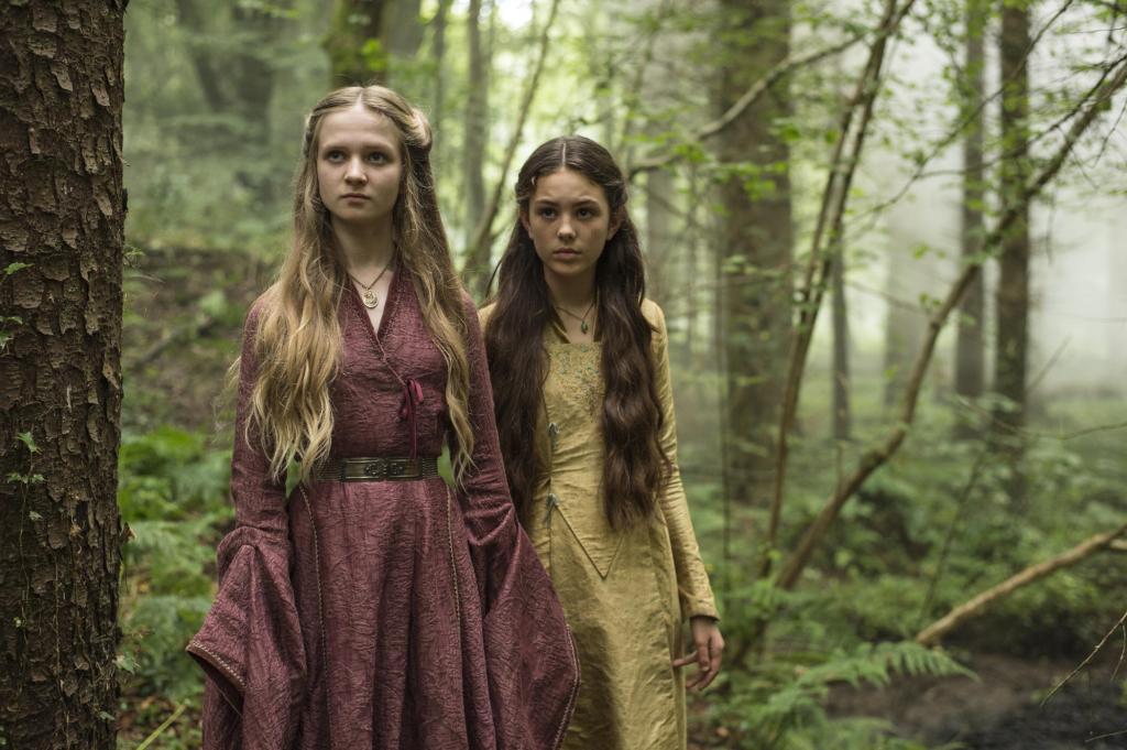 Cersei: Mi è sembrato di vedere un Ewok. Melara: E che cosa è? Cersei:Ma non hai visto Il ritorno dello Jedi? E' un classico! Tagliatele la testa!