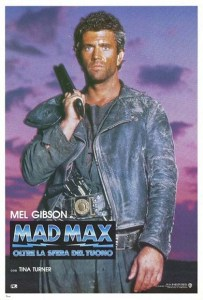mad max 3 mel gibson