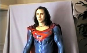 Visto che capelli Kal-El?