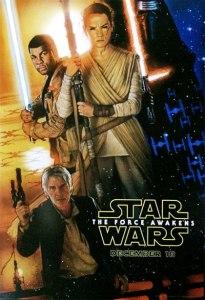 star wars 7 secondo poster