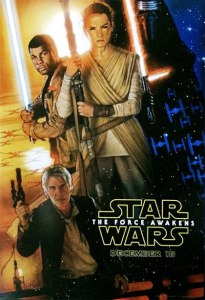 star wars 7 secondo poster