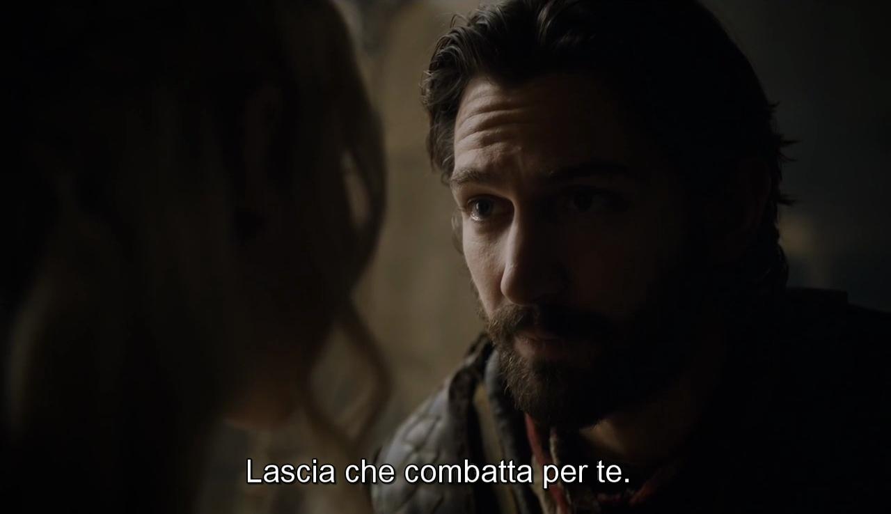 Daario Daenerys