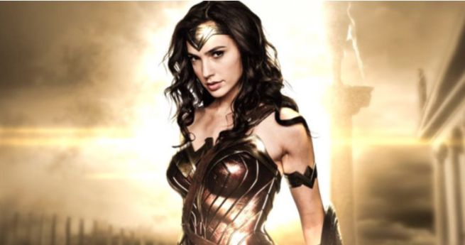 wonder woman gal gadot batman v superman dawn of justice