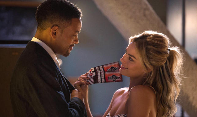 focus will smith margot robbie