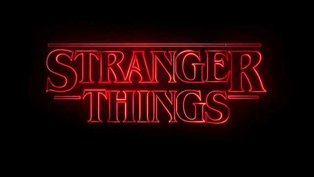 stranger things immagini titolo