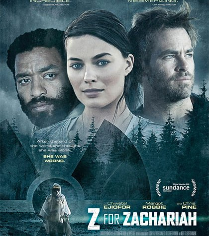 z for zachariah margot robbie