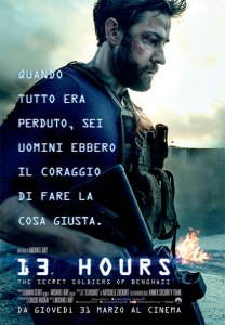 13 Hours - The secret soldiers of Benghazi immagini Michael Bay