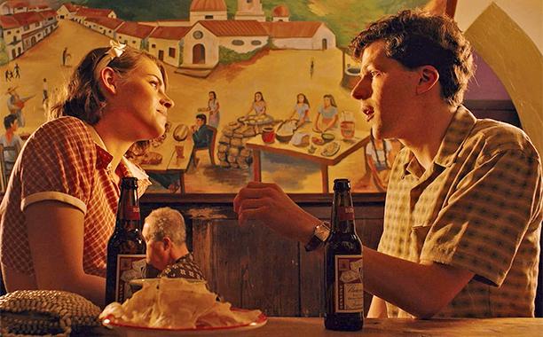Woody Allen Café society kristen stewart jesse eisenberg