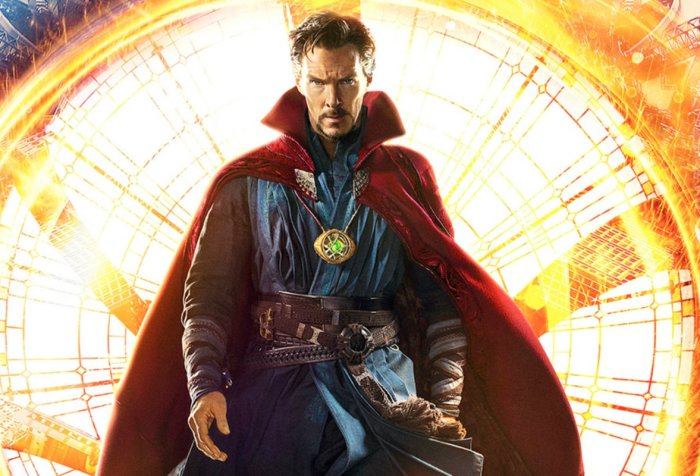 doctor strange marvel cinecomics