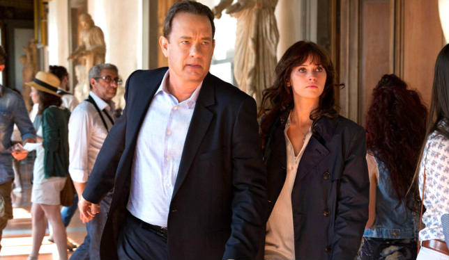 inferno film dan brown tom hanks ron howard