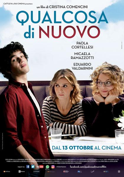 qualcosa di nuovo film cinema italiano cortellesi ramazzati immagini foto