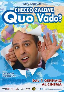 quo vado? poster zalone