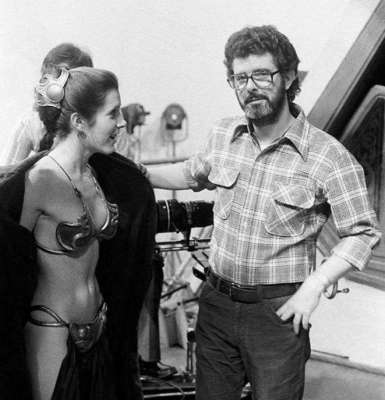 carrie-fisher-e-george-lucas-sul-set-751100
