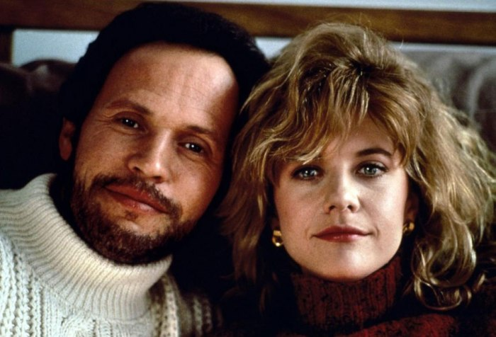 harry ti presento sally immagini foto meg ryan billy crystal