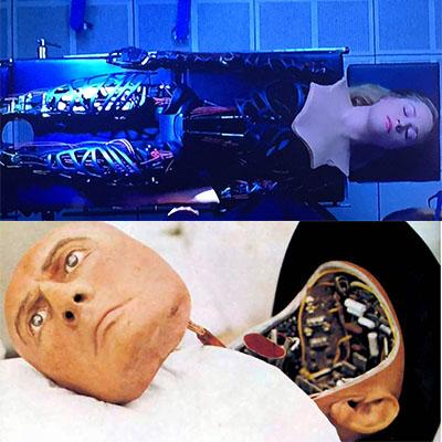 westworld il mondo dei robot michael crichton serie tv cinema immagini