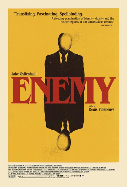 enemy denis villeneuve jake gyllenhaal