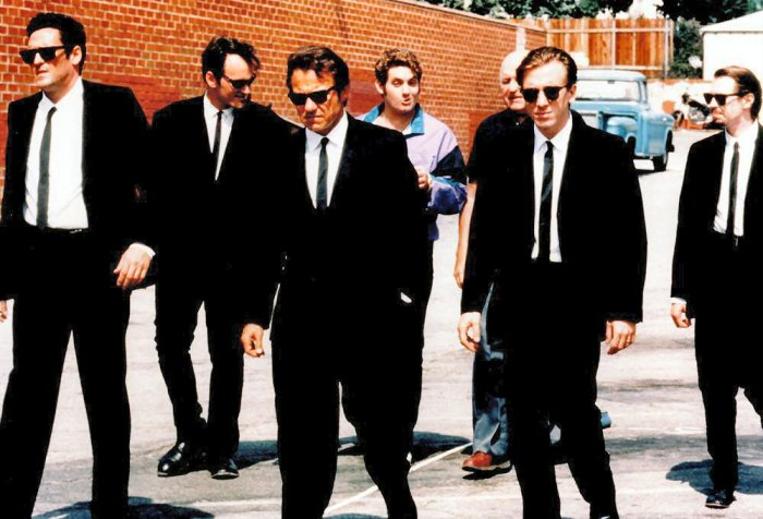 le iene quentin tarantino reservoir dogs