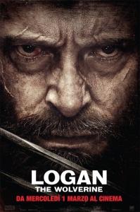 logan the wolverine locandine