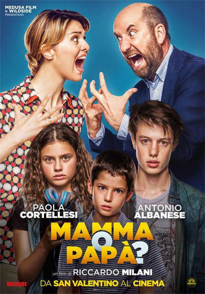 mamma o papà? cortellesi albanese cinema italiano