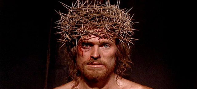the last temptation of Christ willem dafoe l'ultimatentazione di cristo quotes frase