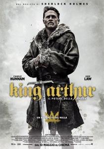 king arthur il potere della spada locandina