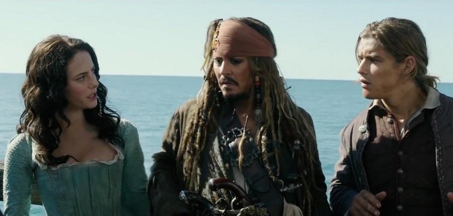 Pirati dei Caraibi - La vendetta di Salazar 3