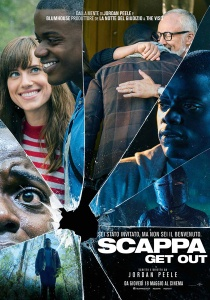 scappa get out locandina