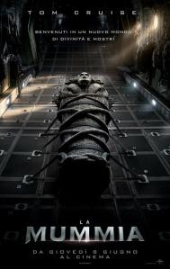 la mummia 2017 locandina poster