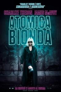 atomica bionda locandina film italiana