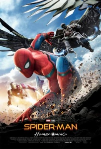 spiderman homecoming locandina