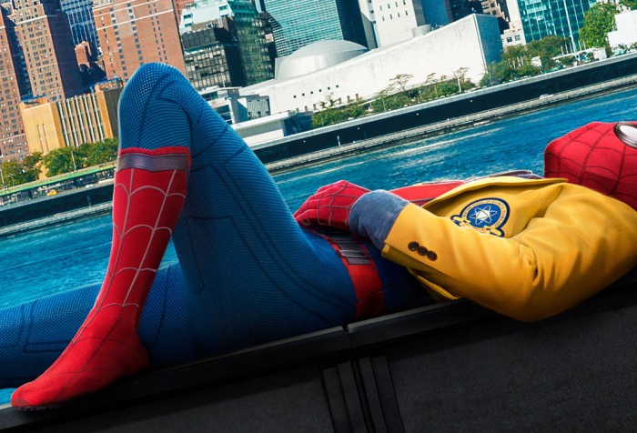 spiderman homecoming giubboni giallo