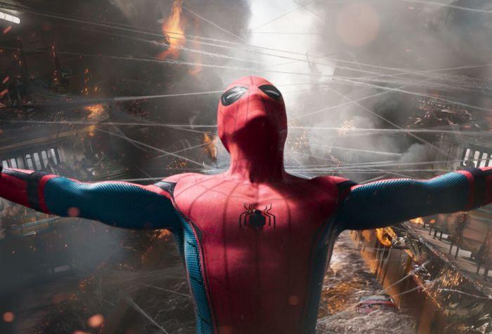 spiderman homecoming marvel cinecomics