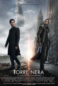 la torre nera film locandina manifesto italia