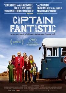 captain fantastic locandina