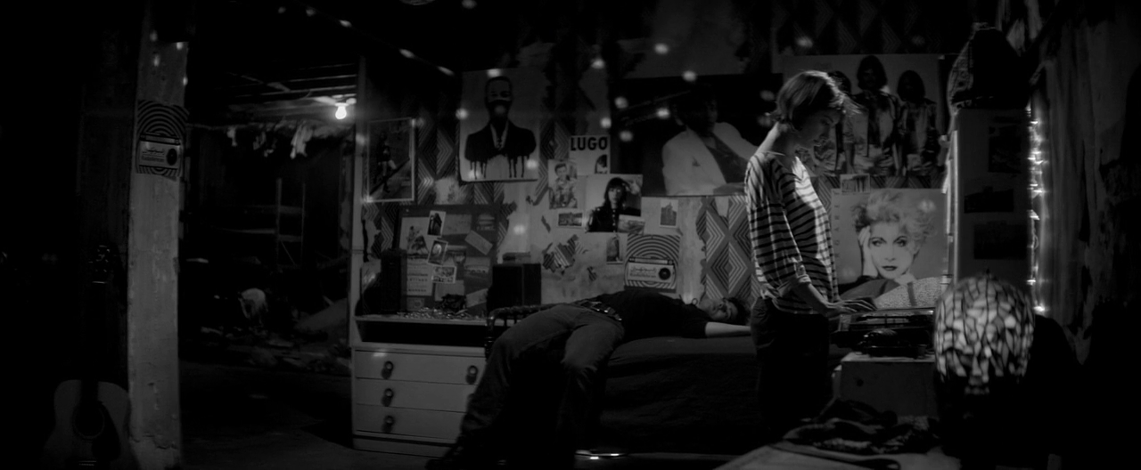a girl walks home alone at night screenshot