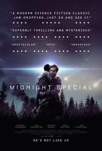 midnight special locandina poster