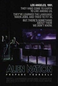 Alien Nation locandina manifesto