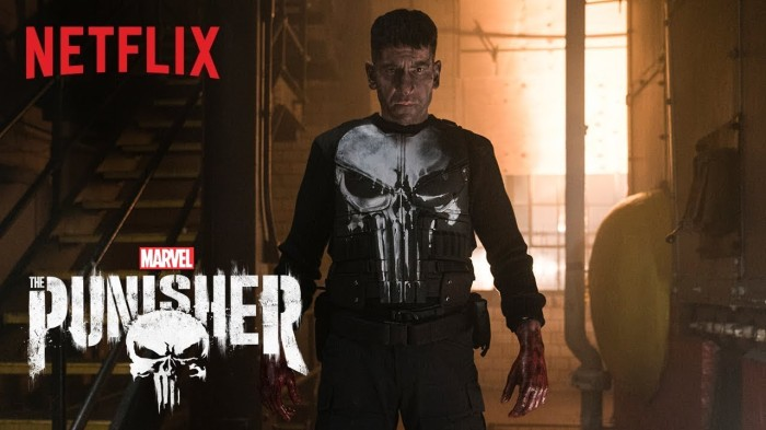 marvel's the punisher netflix