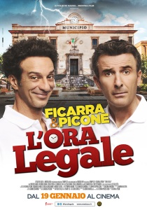 l'ora legale locandina manifesto sky cinema